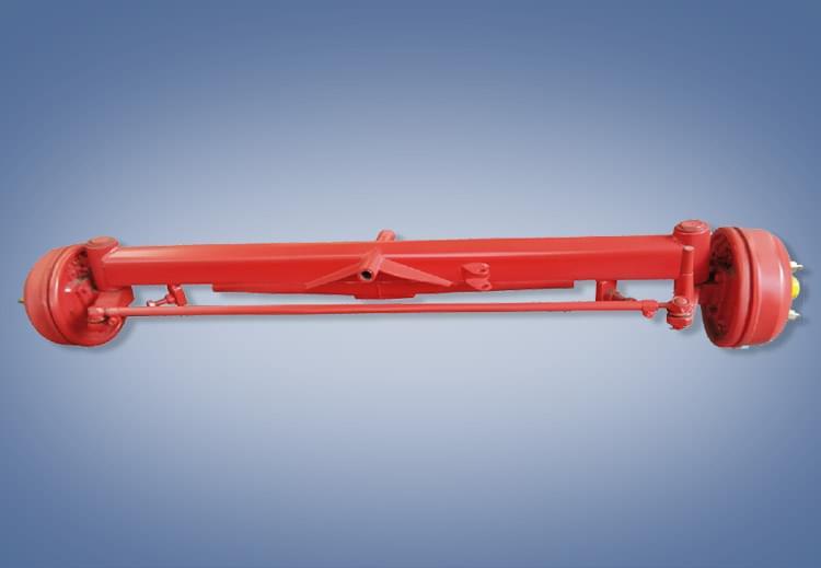 可调式小麦机转向桥GL065